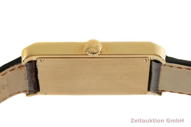 gebrauchte Luxusuhr Patek Philippe Gondolo 18k Gold Handaufzug Kal. 215 Ref. 5109  | 2102550 _1