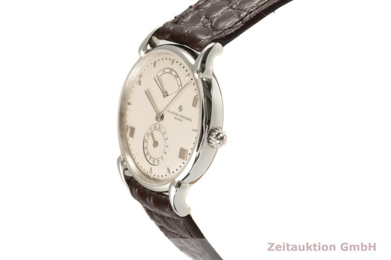 gebrauchte Luxusuhr Vacheron & Constantin Historiques Platin Automatik Kal. 1190 Ref. 48100/1  | 2102552 _0