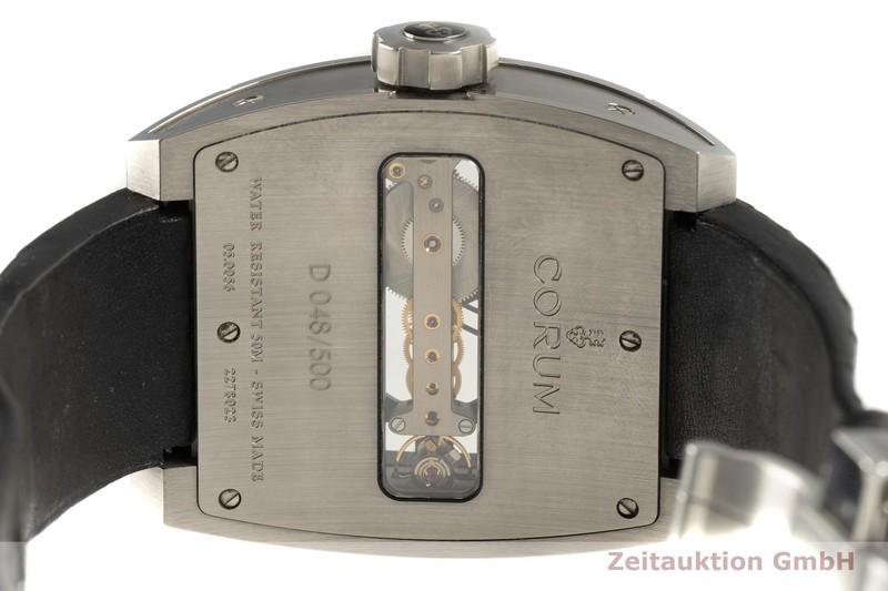 gebrauchte Luxusuhr Corum Ti-Bridge Titan Handaufzug Ref. 05.0056, 107.101.04/F371 0000 LIMITED EDITION | 2102558 _1