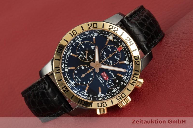gebrauchte Luxusuhr Chopard 1000 Miglia Chronograph Stahl / Gold Automatik Ref. 8992 LIMITED EDITION | 2102561 _0