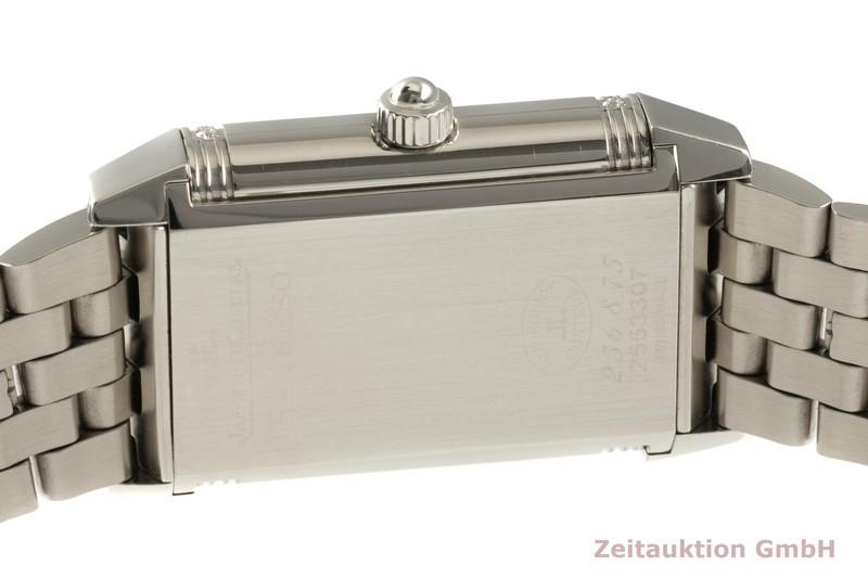 gebrauchte Luxusuhr Jaeger LeCoultre Reverso Stahl Handaufzug Ref. 256.8.75  | 2102562 _1