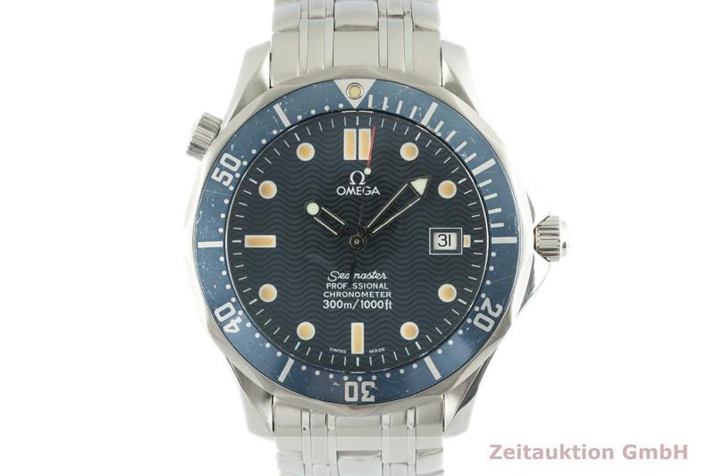 gebrauchte Luxusuhr Omega Seamaster Stahl Automatik Kal. 1120 Ref. 2531.80.00, 168.1603, 368.1603    2102565 _0