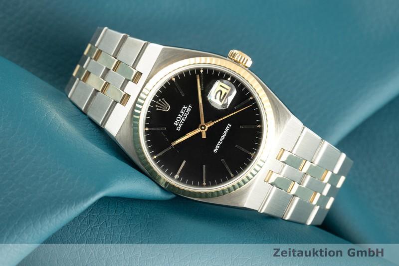 gebrauchte Luxusuhr Rolex Datejust Stahl / Gold Quarz Kal. 5035 Ref. 17013    2102575 _0