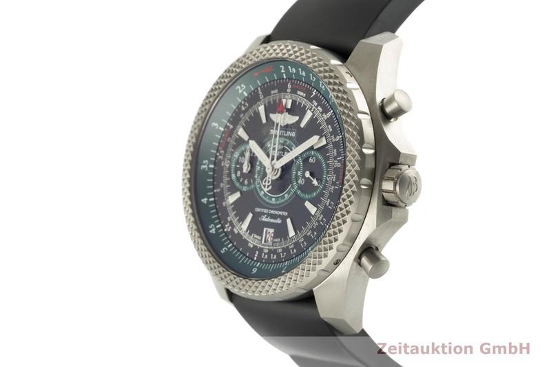 gebrauchte Luxusuhr Breitling Bentley Chronograph Titan Automatik Ref. E27365 LIMITED EDITION | 2102577 _0