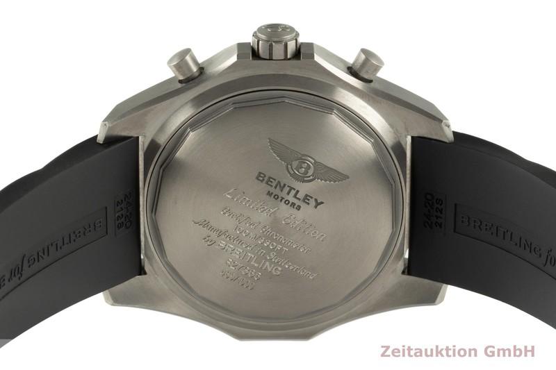 gebrauchte Luxusuhr Breitling Bentley Chronograph Titan Automatik Ref. E27365 LIMITED EDITION | 2102577 _1