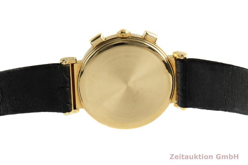 gebrauchte Luxusuhr IWC Da Vinci Chronograph 18k Gold Quarz Ref. 3739  | 2102578 _1