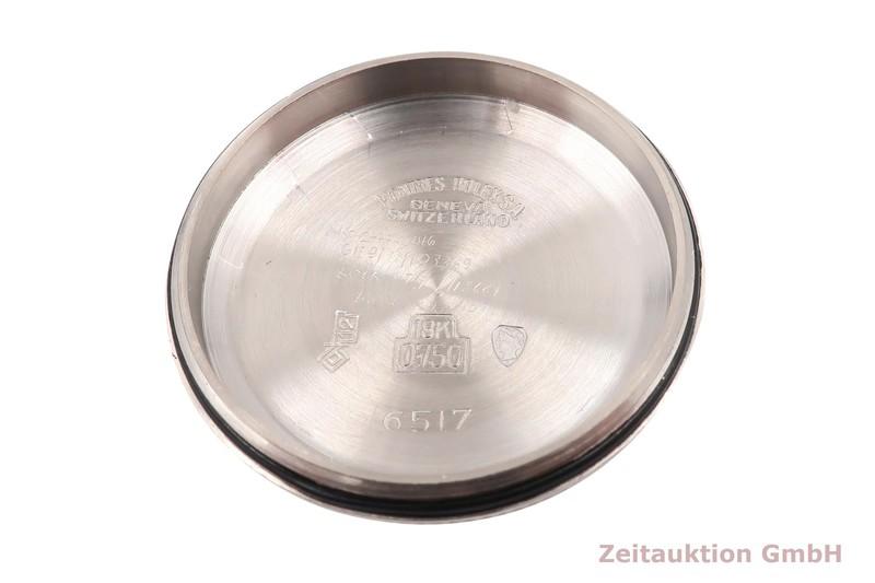 gebrauchte Luxusuhr Rolex Lady Date 18k Weissgold Automatik Kal. 1160 Ref. 6516    2102579 _1
