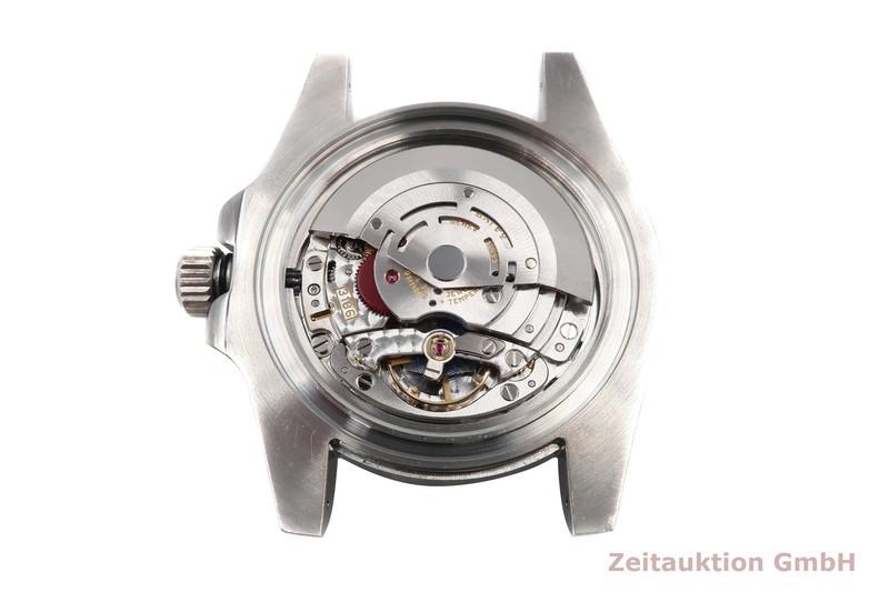 gebrauchte Luxusuhr Rolex GMT Master II Stahl Automatik Kal. 3186 Ref. 116710LN  | 2102588 _1