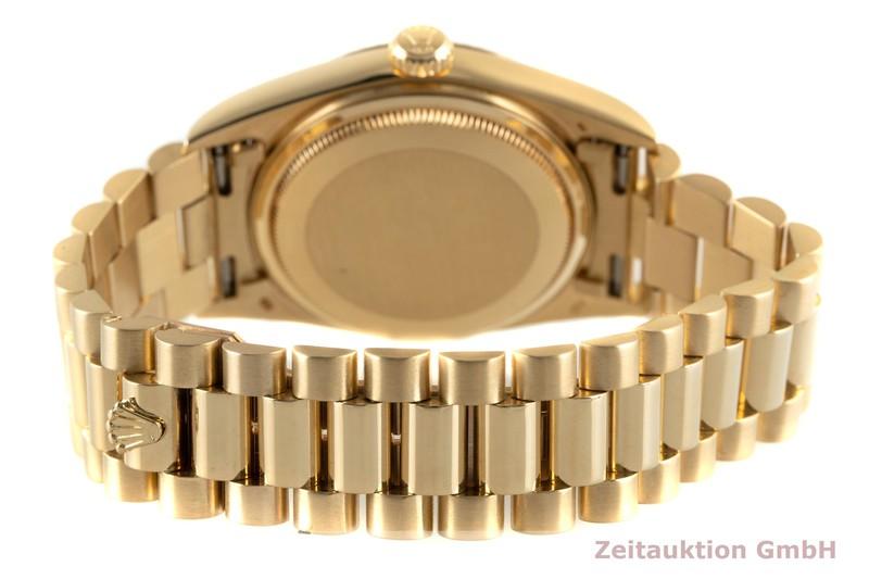 gebrauchte Luxusuhr Rolex Datejust 18k Gold Automatik Kal. 3035 Ref. 16018  | 2102602 _1