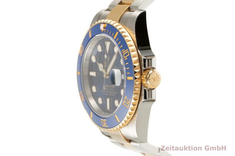 gebrauchte Luxusuhr Rolex Submariner Stahl / Gold Automatik Kal. 3135 Ref. 116613LB    2102615 _0