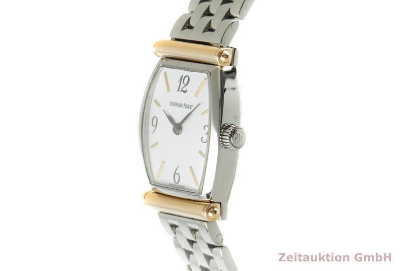 gebrauchte Luxusuhr Audemars Piguet Carnegie Stahl / Gold Quarz Kal. 2508 Ref. 14943SA.OO.1032ST.01  | 2102627 _0