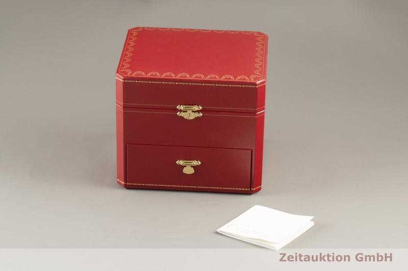 gebrauchte Luxusuhr Cartier Pasha 18k Rotgold Quarz Kal. 690 Ref. 2812  | 2102629 _0