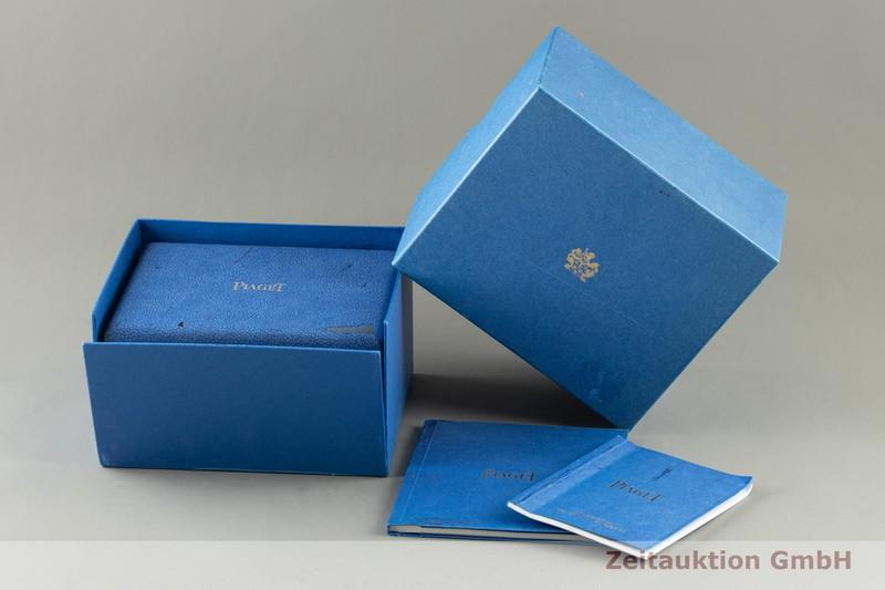 gebrauchte Luxusuhr Piaget Emperador 18k Rotgold Automatik Kal. 551P Ref. 18900  | 2102630 _0
