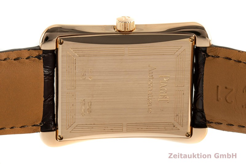 gebrauchte Luxusuhr Piaget Emperador 18k Rotgold Automatik Kal. 551P Ref. 18900  | 2102630 _1