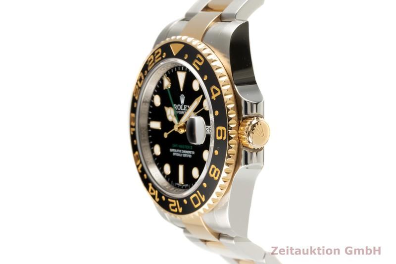 gebrauchte Luxusuhr Rolex GMT Master II Stahl / Gold Automatik Ref. 116713LN  | 2102646 _0