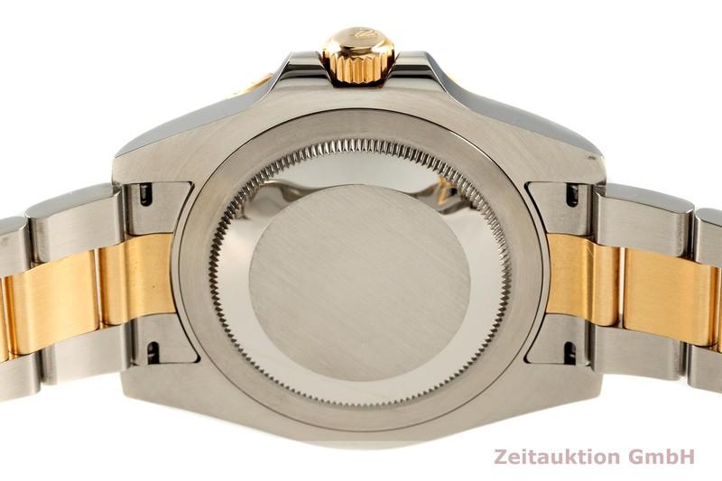gebrauchte Luxusuhr Rolex GMT Master II Stahl / Gold Automatik Ref. 116713LN  | 2102646 _1