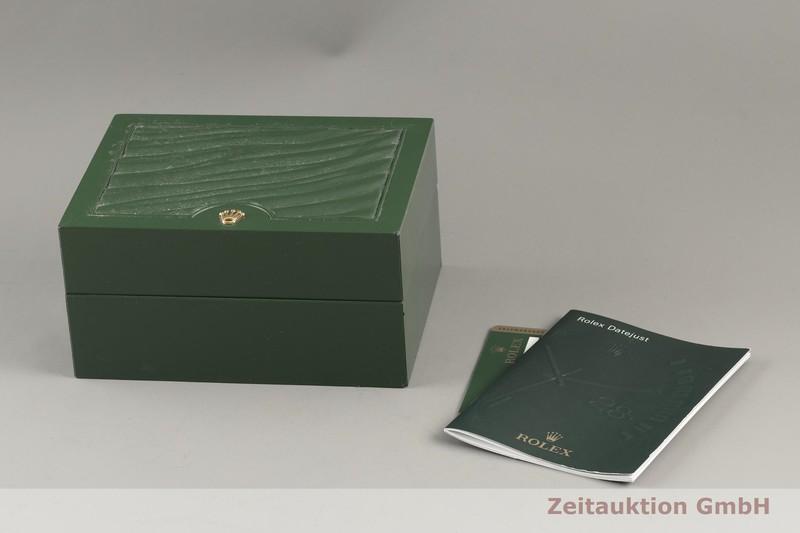 gebrauchte Luxusuhr Rolex Datejust Stahl / Weissgold Automatik Kal. 3135 Ref. 116244  | 2102650 _0