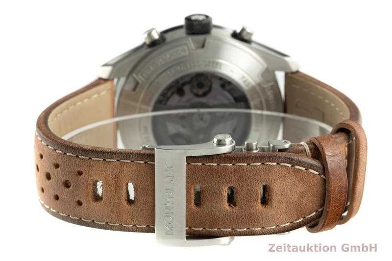 gebrauchte Luxusuhr Montblanc Timewalker Chronograph Keramik / Stahl Automatik Kal. MB2510 Ref. 118491, 7464 LIMITED EDITION | 2102660 _1