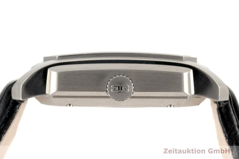 gebrauchte Luxusuhr Glashütte Senator Stahl Automatik Kal. GUB 39-43 Ref. 39-46-27-14-04 LIMITED EDITION   2102668 _1