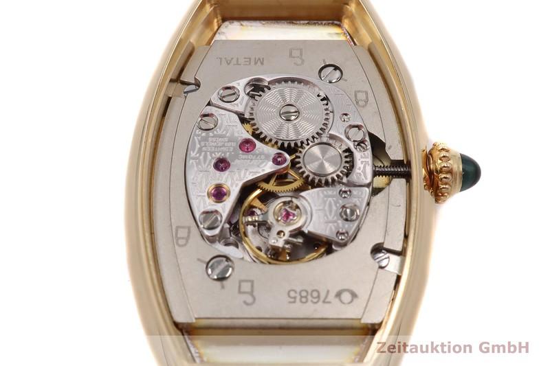 gebrauchte Luxusuhr Cartier Tonneau 18k Gold Handaufzug Kal. 9770MC Ref. 2671    2102682 _1