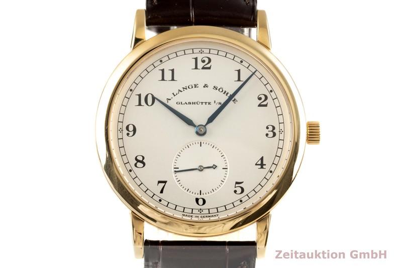 gebrauchte Luxusuhr A. Lange & Söhne 1815 18k Gold Handaufzug Kal. L941.1 Ref. 206.021    2102686 _0