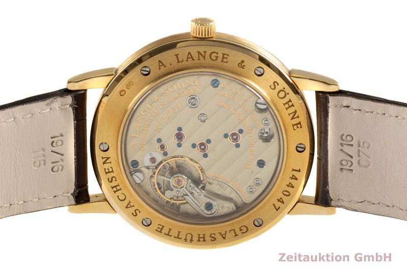 gebrauchte Luxusuhr A. Lange & Söhne 1815 18k Gold Handaufzug Kal. L941.1 Ref. 206.021    2102686 _1