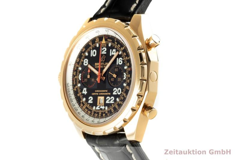 gebrauchte Luxusuhr Breitling Chrono-Matic Chronograph 18k Gold Automatik Ref. H22360 LIMITED EDITION | 2102703 _0