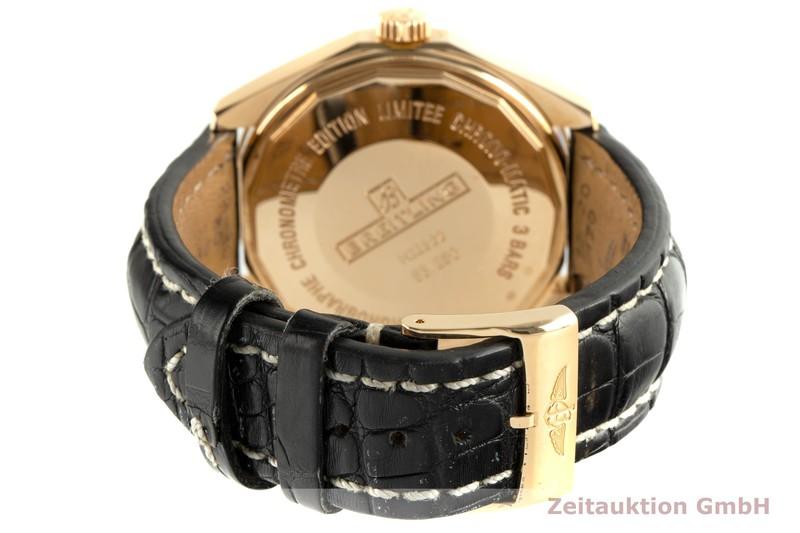 gebrauchte Luxusuhr Breitling Chrono-Matic Chronograph 18k Gold Automatik Ref. H22360 LIMITED EDITION | 2102703 _1