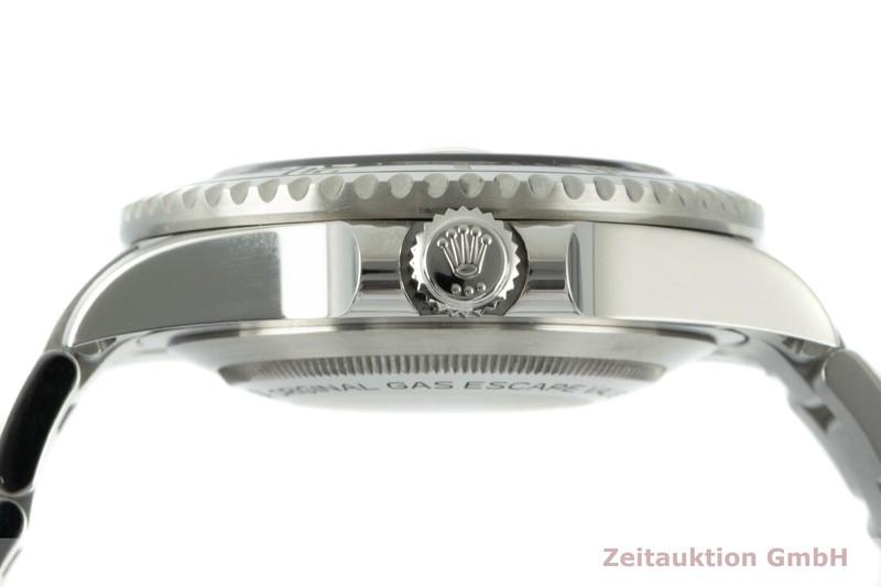 gebrauchte Luxusuhr Rolex Sea Dweller Stahl Automatik Kal. 3235 Ref. 126600    2102712 _1