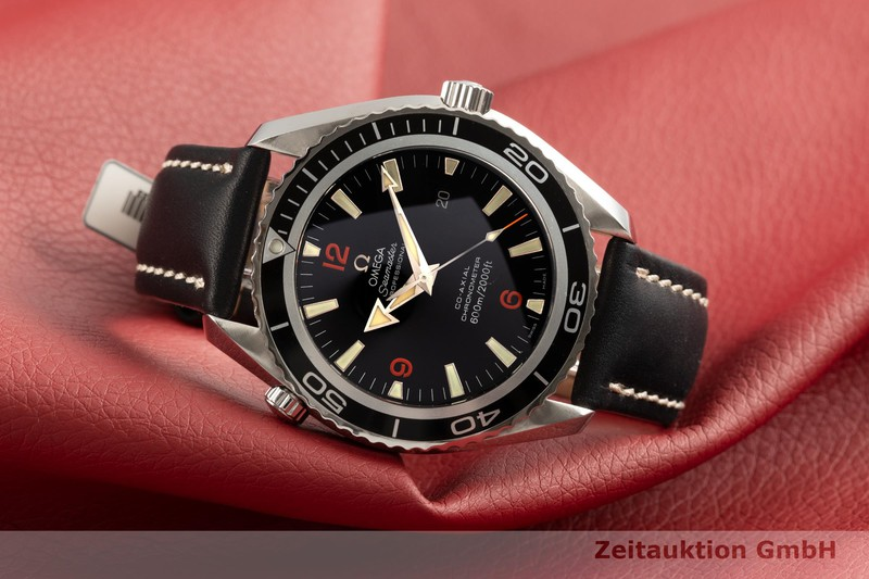 gebrauchte Luxusuhr Omega Seamaster Stahl Automatik Kal. 2500C Ref. 2200.51.00  | 2102719 _0