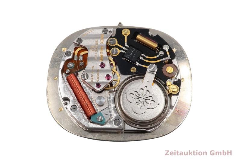 gebrauchte Luxusuhr Patek Philippe Ellipse 18k Gold Quarz Kal. E27 Ref. 3838    2102739 _1