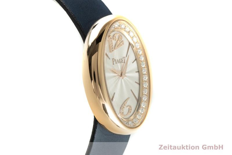 gebrauchte Luxusuhr Piaget * 18k Rotgold Quarz Kal. 56P Ref. P10442  | 2102757 _0