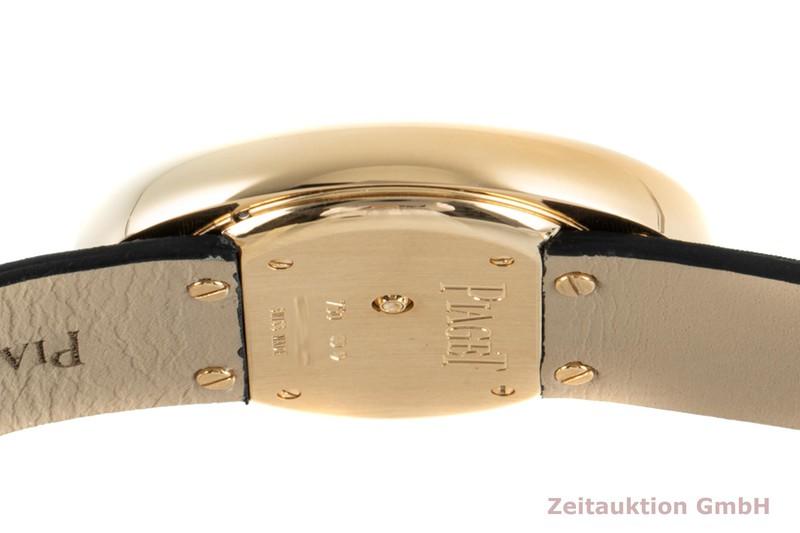 gebrauchte Luxusuhr Piaget * 18k Rotgold Quarz Kal. 56P Ref. P10442  | 2102757 _1