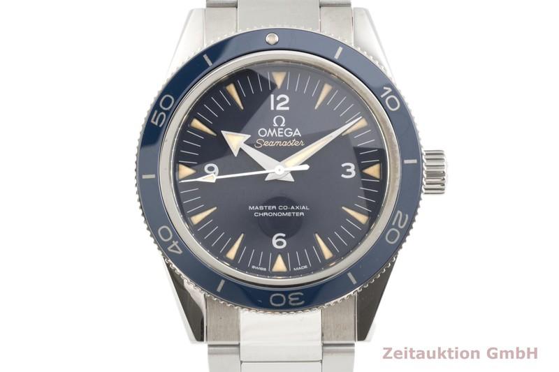 gebrauchte Luxusuhr Omega Seamaster Titan Automatik Kal. 8400 Ref. 233.90.41.21.03.001    2102774 _0