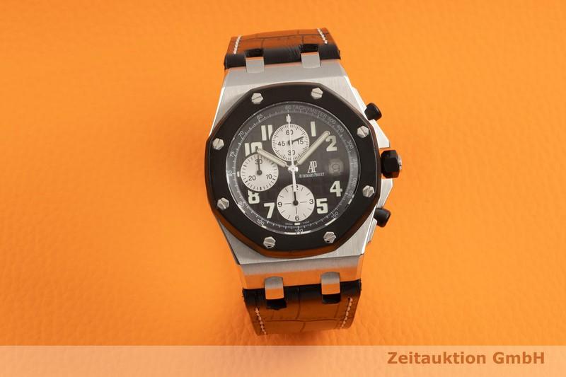 gebrauchte Luxusuhr Audemars Piguet Royal Oak Chronograph Stahl Automatik Kal. 2326 Ref. 25940SK.OO.D002CA.01.A  | 2102785 _0