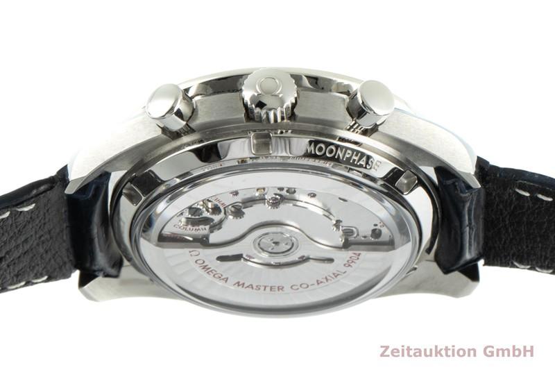 gebrauchte Luxusuhr Omega Speedmaster Moonwatch Chronograph Stahl Automatik Kal. 9904 Ref. 304.33.44.52.03.001  | 2102791 _1