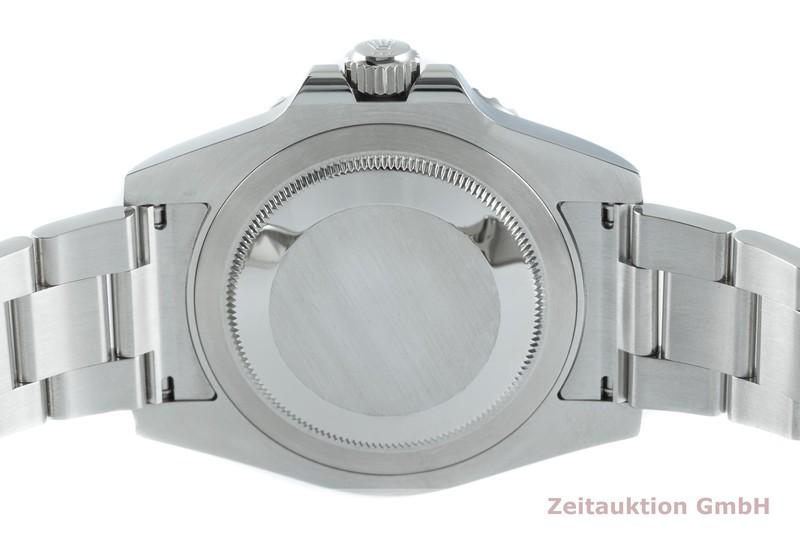 gebrauchte Luxusuhr Rolex GMT Master II Stahl Automatik Kal. 3186 Ref. 116710BLNR  | 2102798 _1