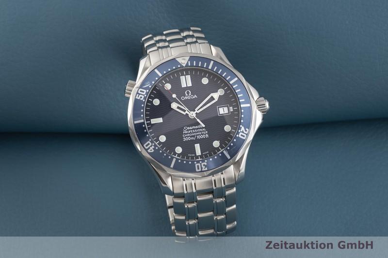 gebrauchte Luxusuhr Omega Seamaster Stahl Automatik Kal. 1120 Ref. 2531.80.00  | 2102800 _0