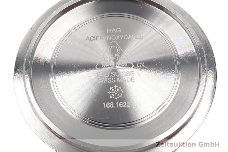 gebrauchte Luxusuhr Omega Seamaster Stahl Automatik Kal. 1120 Ref. 2531.80.00  | 2102800 _1