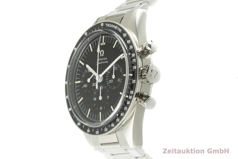 gebrauchte Luxusuhr Omega Speedmaster Moonwatch Chronograph Stahl Handaufzug Kal. 321 Ref. 311.30.40.30.01.001    2102802 _0