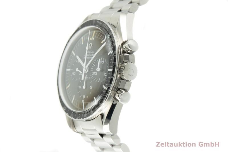 gebrauchte Luxusuhr Omega Speedmaster Chronograph Stahl Handaufzug Kal. 321 Ref. 145.012-67SP  | 2102803 _0