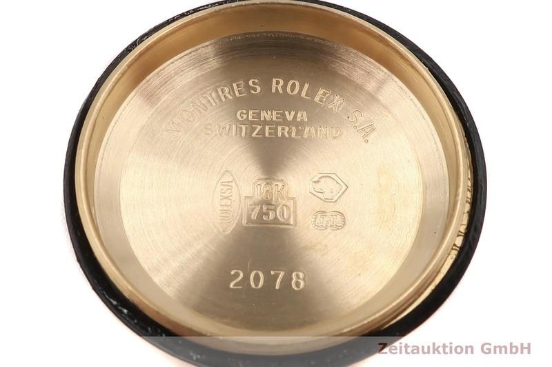 gebrauchte Luxusuhr Rolex Lady Datejust 18k Gold Automatik Kal. 2235 Ref. 80298    2102804 _1