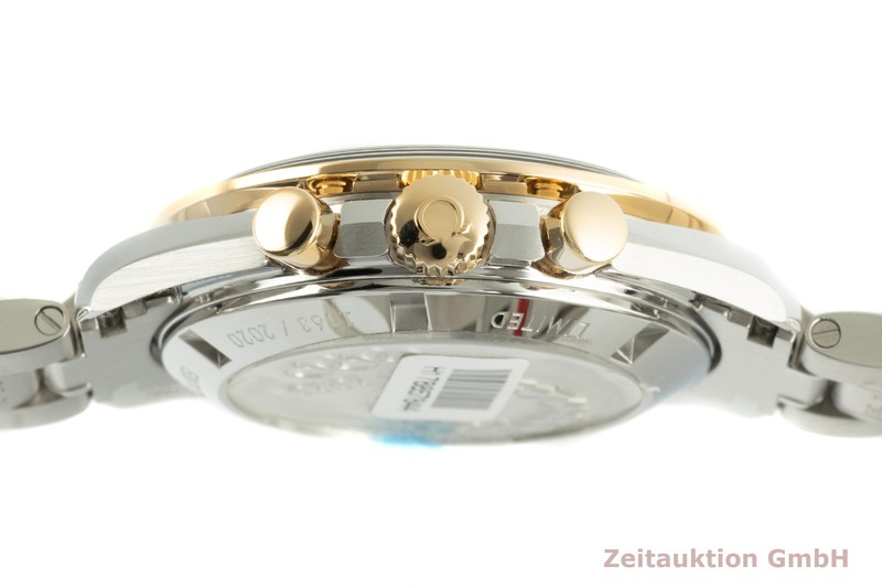 gebrauchte Luxusuhr Omega Speedmaster Chronograph Stahl / Gold Handaufzug Kal. 1861 Ref. 522.20.42.30.01.001 LIMITED EDITION | 2102806 _1