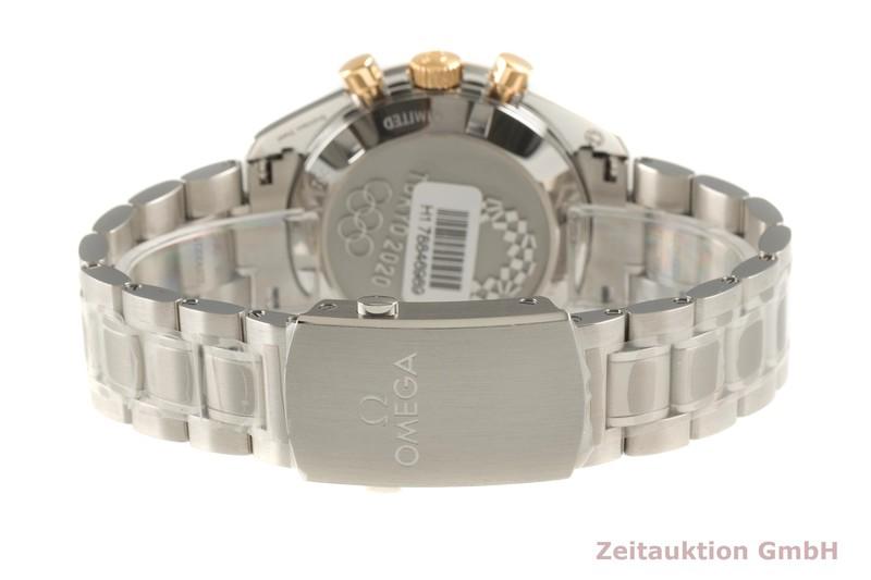 gebrauchte Luxusuhr Omega Speedmaster Chronograph Stahl / Gold Handaufzug Kal. 1861 Ref. 522.20.42.30.01.001 LIMITED EDITION | 2102807 _1
