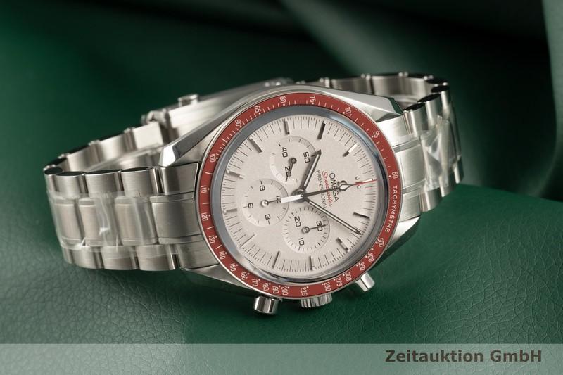 gebrauchte Luxusuhr Omega Speedmaster Chronograph Stahl Handaufzug Kal. 1861 Ref. 522.30.42.30.06.001 LIMITED EDITION | 2102808 _0
