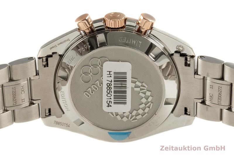 gebrauchte Luxusuhr Omega Speedmaster Chronograph Stahl / Gold Handaufzug Kal. 1861 Ref. 522.20.42.30.06.001 LIMITED EDITION | 2102809 _1
