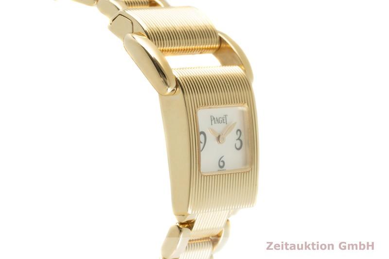 gebrauchte Luxusuhr Piaget Protocol 18k Gold Quarz Kal. 57P Ref. 5221  | 2102815 _0