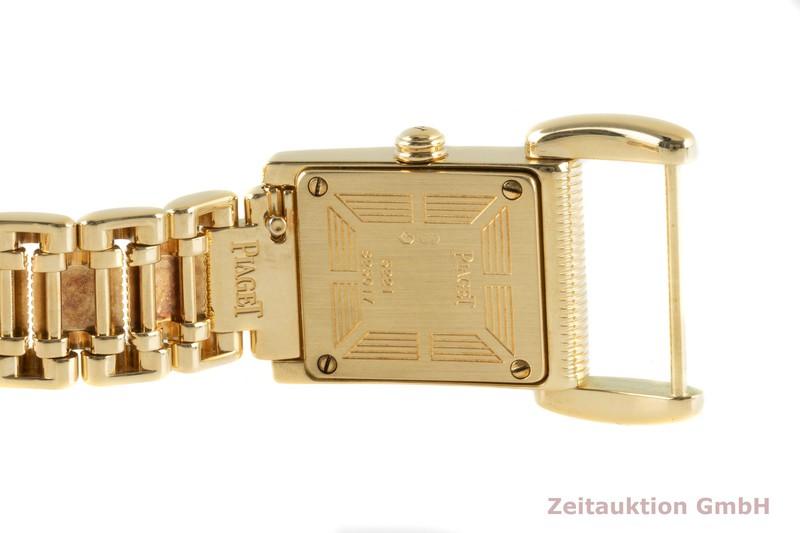 gebrauchte Luxusuhr Piaget Protocol 18k Gold Quarz Kal. 57P Ref. 5221  | 2102815 _1