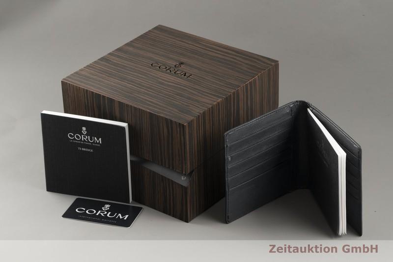 gebrauchte Luxusuhr Corum Ti-Bridge Titan Handaufzug Ref. 05.0040, 007.400.040F8/0000    2102816 _0