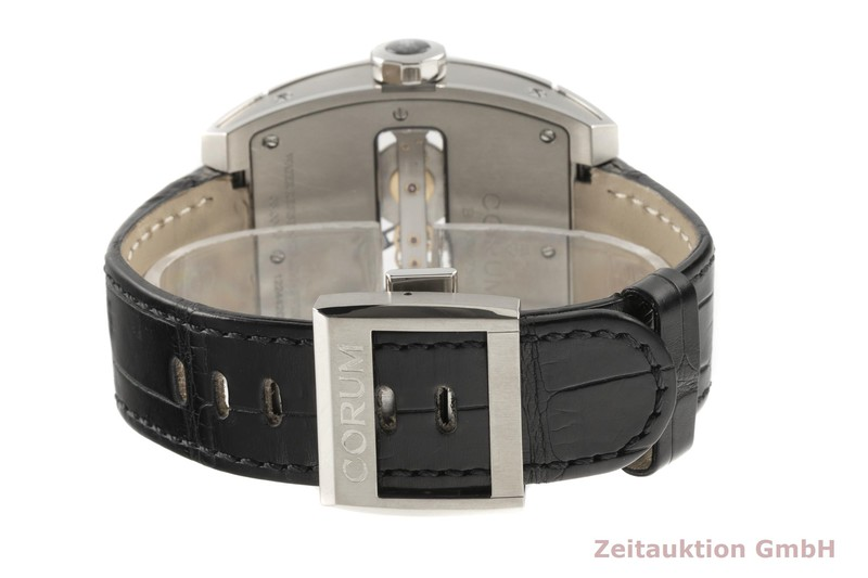 gebrauchte Luxusuhr Corum Ti-Bridge Titan Handaufzug Ref. 05.0040, 007.400.040F8/0000    2102816 _1